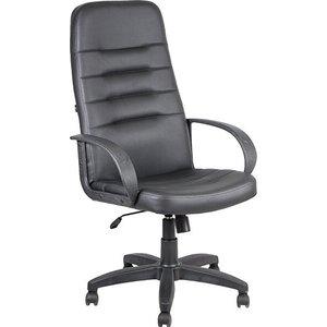 Кресло Алвест AV 109 PL (727) MK эко кожа 223 черная