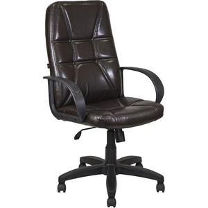 Кресло Алвест AV 114 PL (727) MK эко кожа 221 шоколад