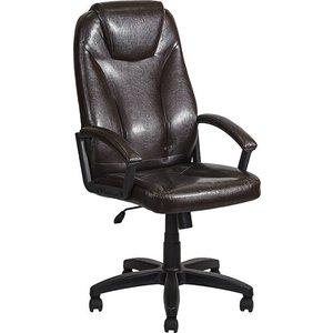 Кресло Алвест AV 115 PL (681H) MK экокожа 221 шоколад hk audio pl 115 fa