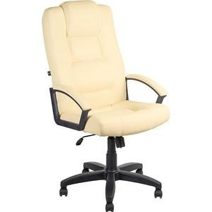 Кресло Алвест AV 127 PL (681Н) MK эко кожа 202 слоновая кость кресло алвест av 124 pl 681н мк эко кожа 202 слоновая кость