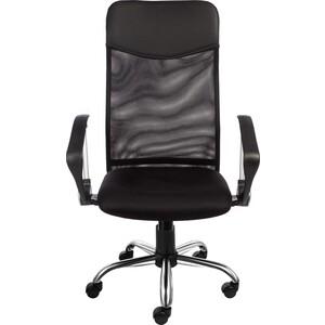 Кресло Алвест AV 128 CH (682 SL) МК кз TW сетка/сетка односл 311/455/470 черн/черн/черная кресло алвест av 215 pl tw сетка 452 455 син черн