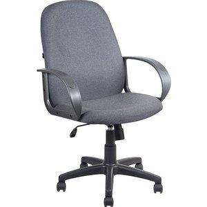 Кресло Алвест AV 210 PL (727)МКткань 417 серая