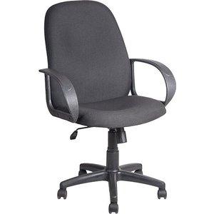 Кресло Алвест AV 210 PL (727)МК ткань 418 черная