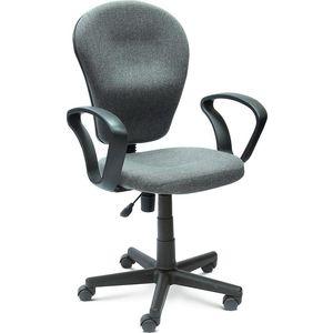 Фотография товара кресло Алвест AV 208 PL (684) GP 444 серая (648060)