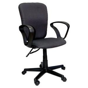 Кресло Алвест AV 202 PL (684) ткань 418 черная