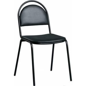 Кресло Алвест Стул стандарт, к/з 311 черный, к-с черный