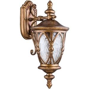 Уличный настенный светильник Maytoni S103-48-01-R stark s103 black