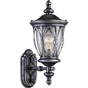 Уличный настенный светильник Maytoni S103-47-01-B уличный настенный светильник maytoni s710 25 02 b