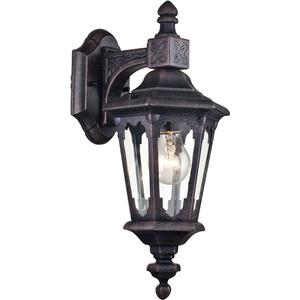 Уличный настенный светильник Maytoni S101-42-01-B уличный настенный светильник maytoni s710 25 02 b
