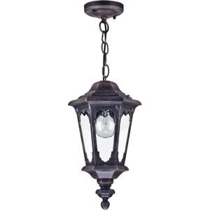 Уличный подвесной светильник Maytoni S101-10-41-B maytoni настенный уличный светильник maytoni oxford s101 42 11 b