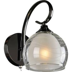 Бра IDLamp 877/1A-Darkchrome idlamp 873 6pf darkchrome