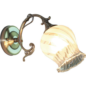 Бра IDLamp 289/1A-Oldbronze настенное бра id lamp fort collins 912 1a oldbronze