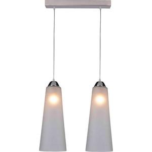 Подвесной светильник IDLamp 236/2-Chrome idlamp 236 3 chrome