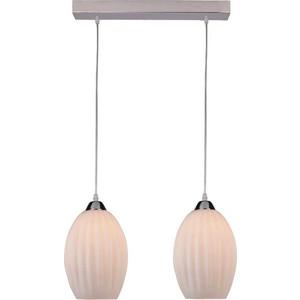 Подвесной светильник IDLamp 229/2-Chrome idlamp 236 3 chrome