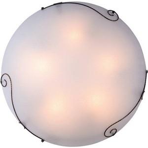 Потолочный светильник IDLamp 250/40PF-Brown 250 toasted brown