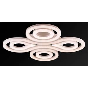 Потолочный светодиодный светильник IDLamp 396/7PF-LEDWhite idlamp потолочная светодиодная люстра idlamp concetta 396 7pf ledwhite
