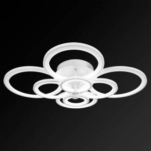 Потолочный светодиодный светильник IDLamp 388/8PF-White idlamp светильник потолочный 818 8pf argentoscuro