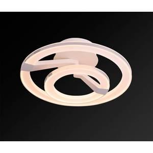 Потолочный светодиодный светильник IDLamp 397/2PF-LEDWhitechrome потолочный светодиодный светильник idlamp 397 2pf ledwhitechrome
