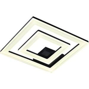 Потолочный светодиодный светильник IDLamp 407/2PF-LEDBlack