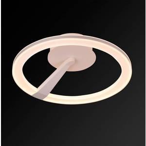 Потолочный светодиодный светильник IDLamp 397/50-LEDWhitechrome потолочный светодиодный светильник idlamp 397 2pf ledwhitechrome