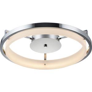 все цены на Потолочный светодиодный светильник IDLamp 291/50PF-LEDChrome онлайн
