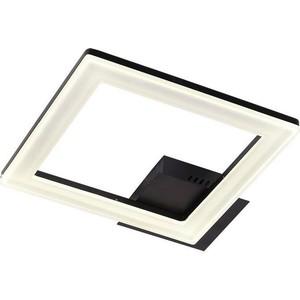 Потолочный светодиодный светильник IDLamp 407/1PF-LEDBlack цены