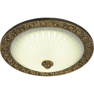 Потолочный светодиодный светильник IDLamp 264/40PF-LEDOldbronze потолочный светодиодный светильник idlamp 264 40pf ledoldbronze
