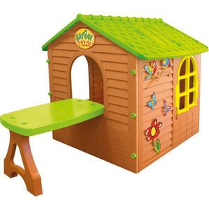 Mochtoys Домик со столом (11045) пластиковый домик mochtoys маленький серый