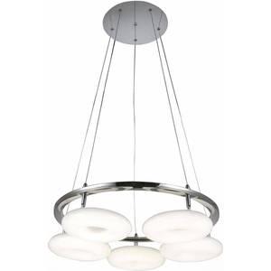 Подвесная светодиодная люстра ST-Luce SL903.103.05 st luce подвесная светодиодная люстра st luce sl930 113 05