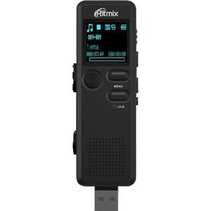 лучшая цена Диктофон Ritmix RR-610 8Gb
