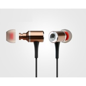 Наушники Cowon EM2 copper silver mp3 плеер cowon plenue 1 128gb gold