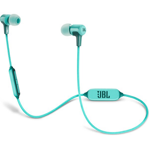 Наушники JBL E25BT teal наушники bluetooth jbl e55bt teal jble55bttel