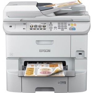 МФУ Epson WorkForce Pro WF-6590DWF принтер струйный epson l312