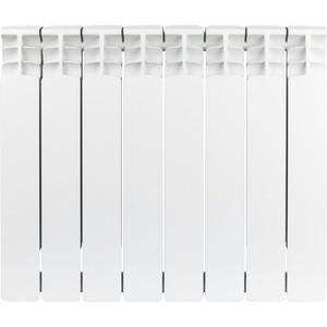 Радиатор отопления STOUT Space 500 биметаллический 8 секций (SRB-0310-050008) warma 500 85 8 секций