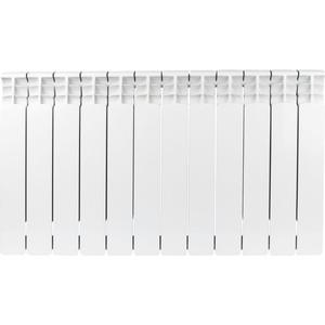 Радиатор отопления STOUT Space 500 биметаллический 12 секций (SRB-0310-050012) цена