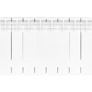 Радиатор отопления STOUT Space 350 биметаллический 8 секций (SRB-0310-035008) germanium 350 8 секций
