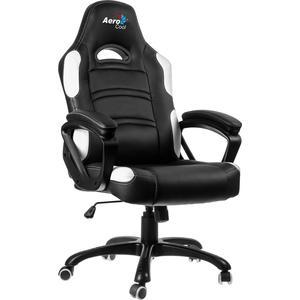 Кресло для геймера Aerocool AC80C-BW черно-белое оригинал кресло мешок кожаное оригинал груша черно белое oo6 elyy 6276361