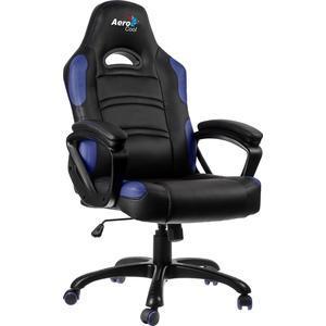 все цены на Кресло для геймера Aerocool AC80C-BB черно-синее