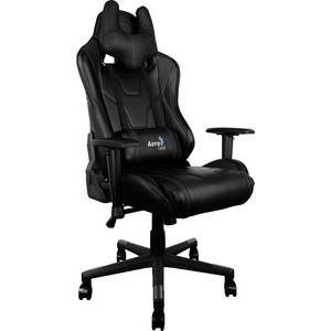 Кресло для геймеров Aerocool AC220-B черное