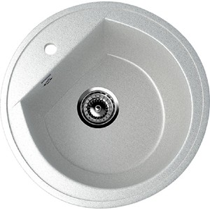 Кухонная мойка Ulgran U-103-310 серый кухонная мойка ulgran u 201 331 белый