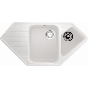 Кухонная мойка Ulgran U-409-331 белый кухонная мойка ulgran u 400 331 белый