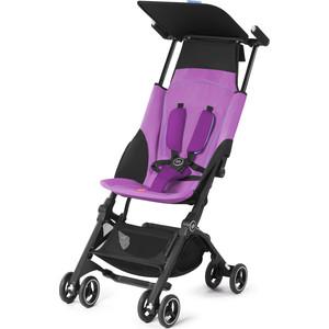 Коляска прогулочная GB Pockit Plus Posh Pink прогулочная коляска carmella princess pink