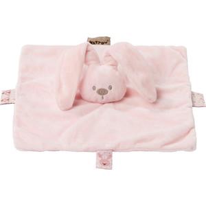 Игрушка мягкая Nattou Doudou Lapidou Кролик pink 878067