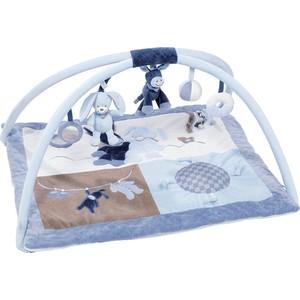 Фотография товара коврик игровой Nattou Alex & Bibiou Ослик и Кролик 321242 (651628)
