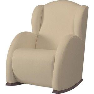 Фотография товара кресло-качалка Micuna Wing/Flor chocolate/beige искусственная кожа (651683)