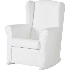 Фотография товара кресло-качалка Micuna Wing/Nanny white/honeycomb white (651690)