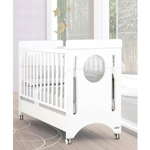 Кровать Micuna Baby Balance Relax 120*60 white promotion 6 7pcs crib bedding set duvet cover curtain berco cot bumpers baby bedding crib sets 2015 120 60 120 70cm