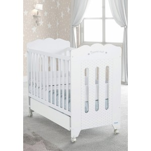 Кровать Micuna Bonne Nuit 120*60 white кровать micuna little chick 120 60 white pink