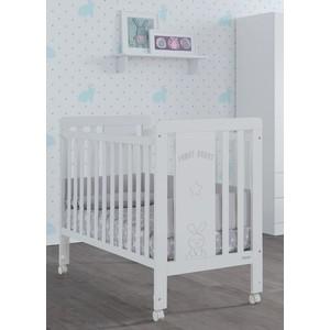 Кровать Micuna Funny Bunny 120*60 white колонка interstep sbs 150 funny bunny light blue