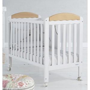 Кровать Micuna Judith 120*60 white/natural